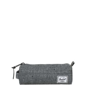 Herschel Trousse Settlement Case scattered raven crosshatch Pas Cher