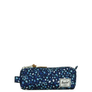 Herschel Trousse Settlement Case peacoat mini floral [ Promotion Black Friday 2020 Soldes ]