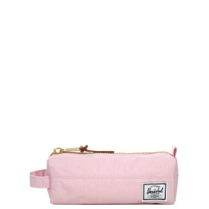 Herschel Trousse Settlement Case pink lady crosshatch Pas Cher