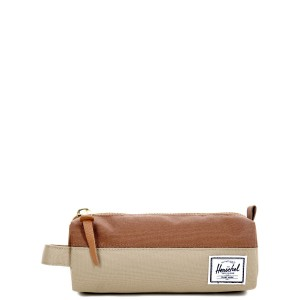 Herschel Trousse Settlement Case kelp/saddle brown [ Soldes ]