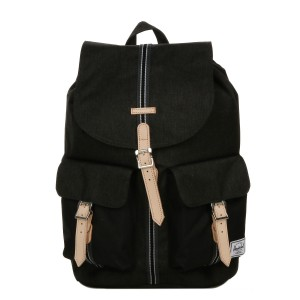 Herschel Sac à dos Dawson Offset black crosshatch/black Pas Cher