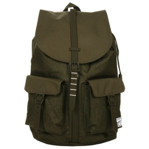 Herschel Sac à dos Dawson olive night crosshatch/olive night Pas Cher