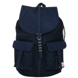 Herschel Sac à dos Dawson medievel blue crosshatch/medievel blue [ Soldes ]
