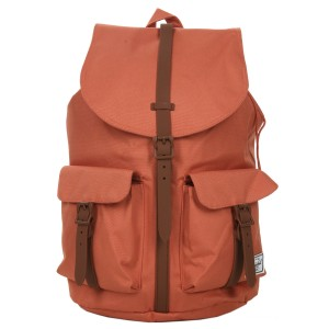 Herschel Sac à dos Dawson apricot brandy/saddle brown [ Promotion Black Friday 2020 Soldes ]