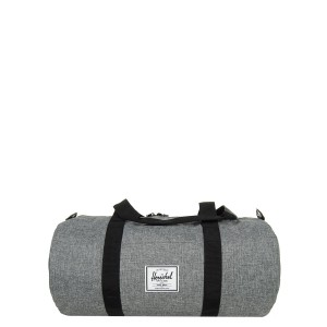 Herschel Sac de voyage Sutton Mid Volume 47.5 cm raven crosshatch black [ Promotion Black Friday 2020 Soldes ]