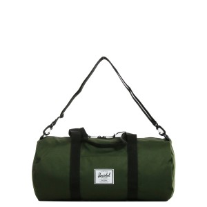 Herschel Sac de voyage Sutton Mid Volume 47.5 cm forest night/black Pas Cher