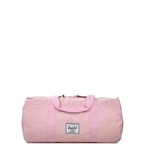 Herschel Sac de voyage Sutton Mid Volume 47.5 cm pink lady crosshatch [ Soldes ]