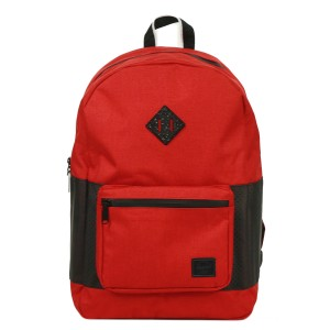 Herschel Sac à dos Ruskin Aspect barbados cherry crosshatch/black Pas Cher