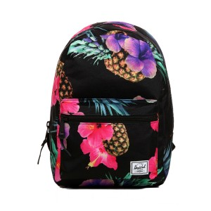 Herschel Sac à dos Grove X-Small black pineapple [ Soldes ]