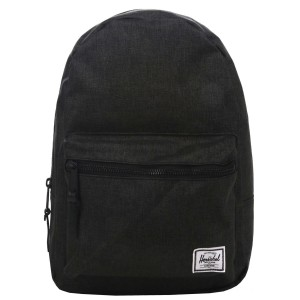 Herschel Sac à dos Grove X-Small black crosshatch Pas Cher