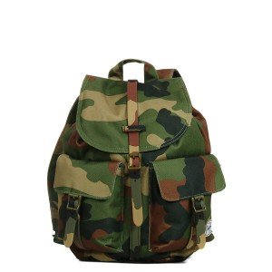 Herschel Sac à dos Dawson X-Small woodland camo [ Promotion Black Friday 2020 Soldes ]
