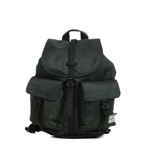 Herschel Sac à dos Dawson X-Small black crosshatch [ Soldes ]