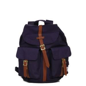 Herschel Sac à dos Dawson X-Small purple velvet [ Soldes ]
