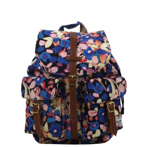 Herschel Sac à dos Dawson X-Small painted floral [ Promotion Black Friday 2020 Soldes ]