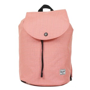 Herschel Sac à dos Reid X-Small strawberry ice grid Pas Cher