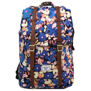 Herschel Sac à dos Retreat Mid-Volume painted floral Pas Cher