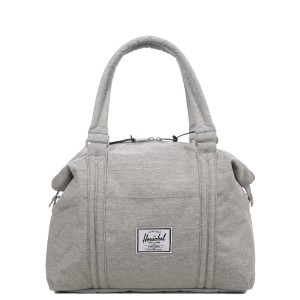 Herschel Sac de voyage Strand 41 cm light grey crosshatch Pas Cher
