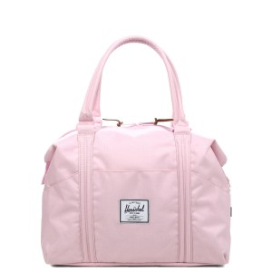 Herschel Sac de voyage Strand 41 cm pink lady crosshatch [ Promotion Black Friday 2020 Soldes ]