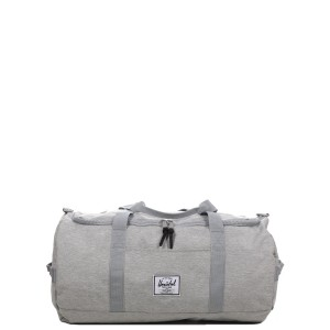 Herschel Sac de voyage Sutton 59 cm light grey crosshatch Pas Cher