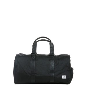 Herschel Sac de voyage Novel Mid-Volume 53 cm black/black [ Promotion Black Friday 2020 Soldes ]