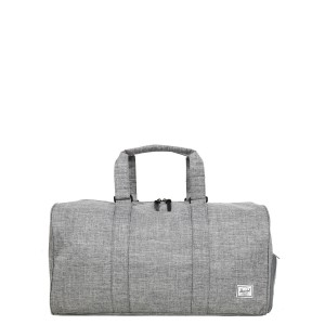 Herschel Sac de voyage Novel Mid-Volume 53 cm raven crosshatch [ Promotion Black Friday 2020 Soldes ]