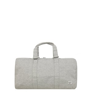 Herschel Sac de voyage Novel Mid-Volume 53 cm light grey crosshatch Pas Cher