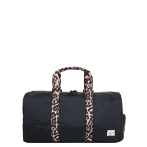 Herschel Sac de voyage Novel Mid-Volume 53 cm black/desert cheetah Pas Cher
