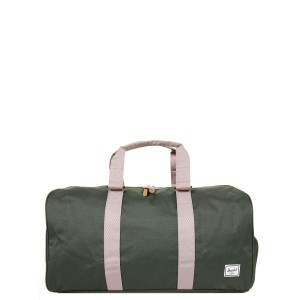 Herschel Sac de voyage Novel Mid-Volume 53 cm forest night/ash rose Pas Cher