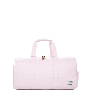 Herschel Sac de voyage Novel Mid-Volume 53 cm pink lady crosshatch [ Soldes ]