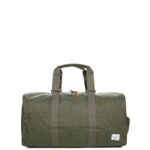Herschel Sac de voyage Novel Mid-Volume 53 cm olive night crosshatch/olive night [ Soldes ]