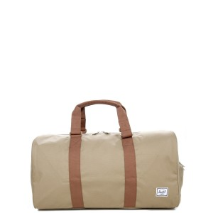 Herschel Sac de voyage Novel Mid-Volume 53 cm kelp/saddle brown [ Soldes ]