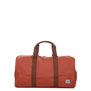 Herschel Sac de voyage Novel Mid-Volume 53 cm apricot brandy/saddle brown Pas Cher
