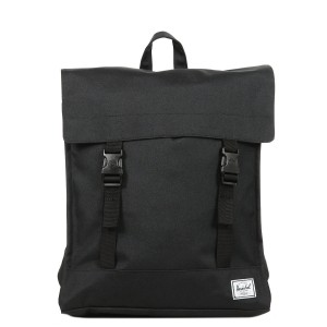 Herschel Sac à dos Survey black [ Promotion Black Friday 2020 Soldes ]