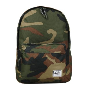 Herschel Sac à dos Classic Mid-Volume woodland camo [ Promotion Black Friday 2020 Soldes ]