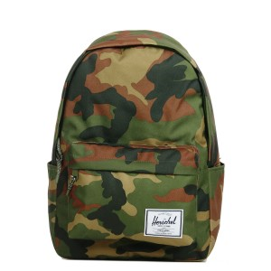 Herschel Sac à dos Classic XL woodland camo [ Promotion Black Friday 2020 Soldes ]