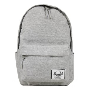 Herschel Sac à dos Classic XL light grey crosshatch Pas Cher