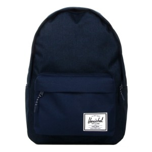 Herschel Sac à dos Classic XL medievel blue crosshatch/medievel blue Pas Cher