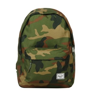 Herschel Sac à dos Classic woodland camo [ Promotion Black Friday 2020 Soldes ]