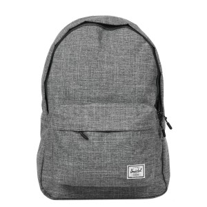 Herschel Sac à dos Classic raven crosshatch [ Promotion Black Friday 2020 Soldes ]