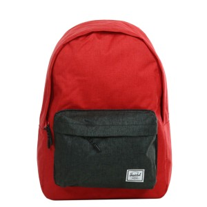 Herschel Sac à dos Classic barbados cherry crosshatch/black crosshatch [ Soldes ]
