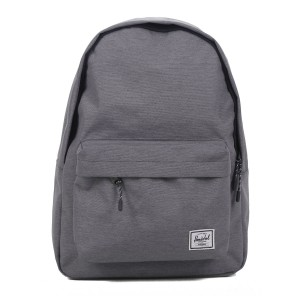 Herschel Sac à dos Classic mid grey crosshatch [ Promotion Black Friday 2020 Soldes ]