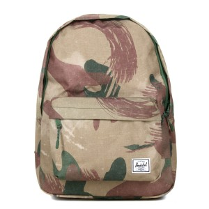 Herschel Sac à dos Classic brushstroke camo [ Promotion Black Friday 2020 Soldes ]