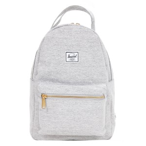 Herschel Sac à dos Nova X-Small light grey crosshatch Pas Cher