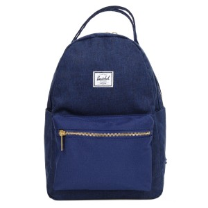 Herschel Sac à dos Nova X-Small medievel blue crosshatch/medievel blue [ Promotion Black Friday 2020 Soldes ]
