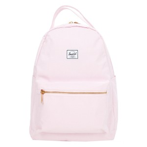 Herschel Sac à dos Nova Mid-Volume pink lady crosshatch [ Promotion Black Friday 2020 Soldes ]