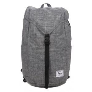 Herschel Sac à dos Thompson raven crosshatch [ Soldes ]