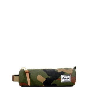 Herschel Trousse Settlement Case X-Small woodland camo [ Soldes ]