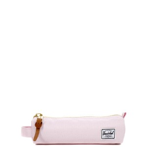 Herschel Trousse Settlement Case X-Small pink lady crosshatch Pas Cher