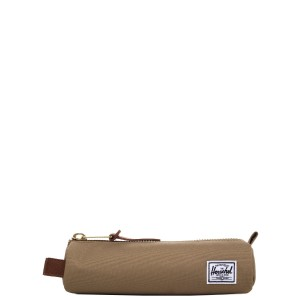 Herschel Trousse Settlement Case X-Small kelp/saddle brown [ Promotion Black Friday 2020 Soldes ]