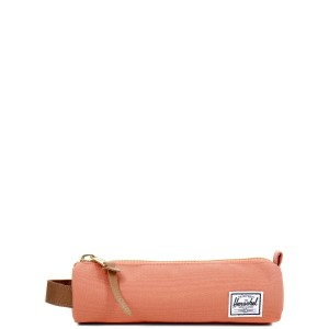 Herschel Trousse Settlement Case X-Small apricot brandy/saddle brown Pas Cher